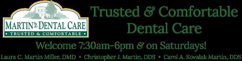 Martin Dental Care | Dentist | Kent, OH